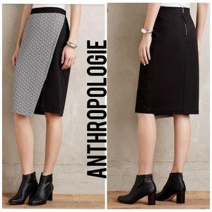 HD in paris Anthropologie size 2 skirt